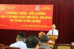 Cao Bằng: Nâng cao năng lực quản lý xây dựng và phát triển đô thị cho Chủ tịch, Phó Chủ tịch huyện trực thuộc tỉnh