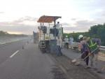 Xử lý hư hỏng cục bộ trên đường cao tốc Đà Nẵng - Quảng Ngãi