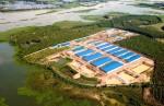 Trang trại heo 'khủng' xây trái phép cạnh hồ Trị An