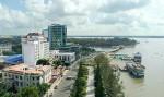 Bến Ninh Kiều ở Cần Thơ sắp thành phố đi bộ