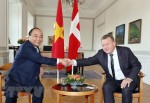 Tuyên bố chung giữa Việt Nam-Đan Mạch nhân chuyến thăm của Thủ tướng