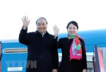 Thủ tướng kết thúc chuyến tham dự Hội nghị P4G và thăm Đan Mạch