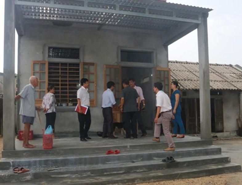 Thừa Thiên-Huế: Dân vùng lũ được hỗ trợ xây nhà chống chịu bão, lụt