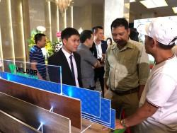 Ván sàn SPC Vfloor đáp ứng các tiêu chuẩn của dự án bất động sản đẳng cấp