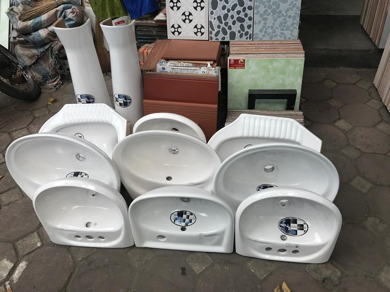 Bài 1: Sứ vệ sinh, kính kém chất lượng tràn ngập thị trường nội địa
