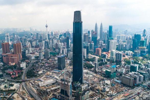 Toàn cảnh toà tháp soán ngôi cao nhất Đông Nam Á của Landmark 81
