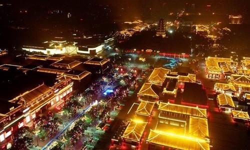 Nỗ lực thành ngôi sao kinh tế đêm của Trung Quốc