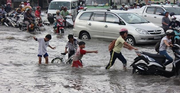 TP Hồ Chí Minh yêu cầu các chủ đầu tư đang thực hiện các dự án phải có các biện pháp bảo vệ hệ thống thoát nước