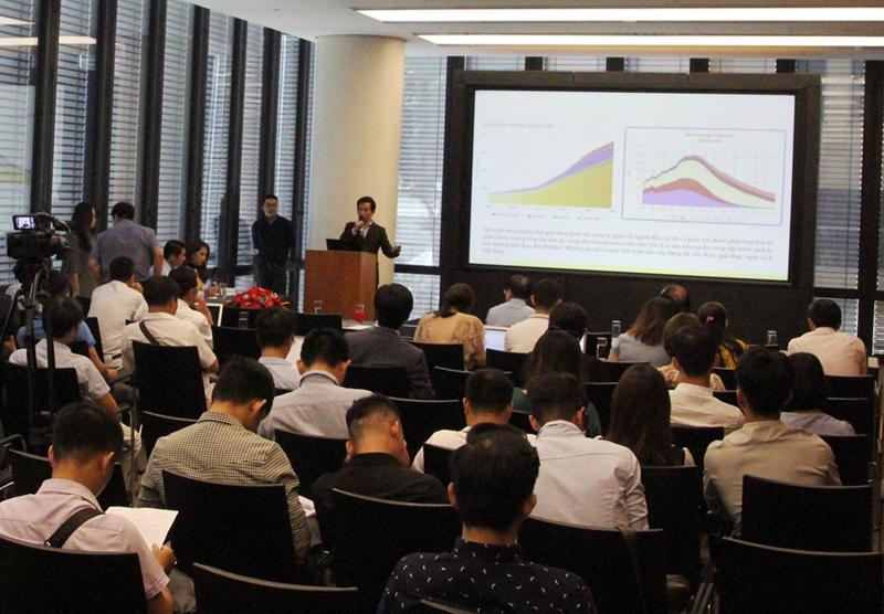Hơn 400 đơn vị tham gia Vietwater 2019 tại TP Hồ Chí Minh