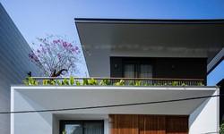 Kiểu biệt thự 3 tầng mới lạ có vẻ đẹp 'thôi miên'