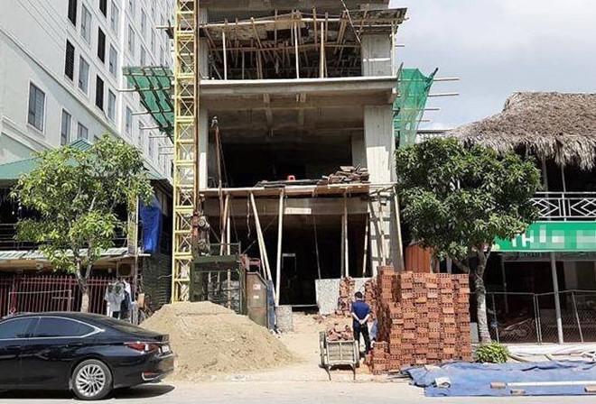 Công trình xây dựng tại TP.HCM cần dán giấy phép công khai