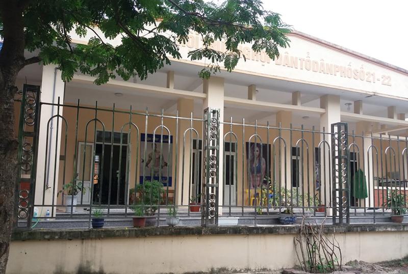 """Hà Đông (Hà Nội): Hàng loạt Nhà văn hóa tại phường Kiến Hưng bị """"xẻ thịt"""", sử dụng vào mục đích kinh doanh"""
