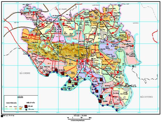 Phí khai thác bản đồ hiện trạng môi trường nước, không khí tối đa 4 triệu đồng