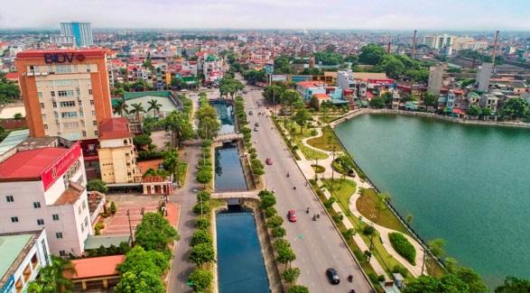 Thành phố Hải Dương hướng tới mục tiêu thành phố xanh - văn minh - hiện đại