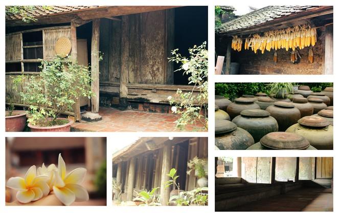 Vẹn nguyên di sản xưa ở làng cổ Đường Lâm