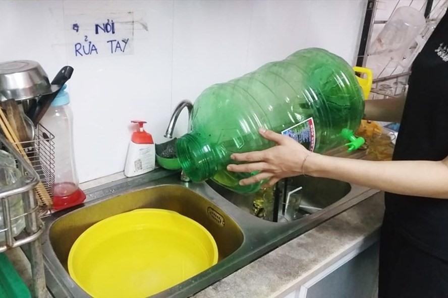 ĐÀ NẴNG: Nơm nớp nỗi lo thiếu nước
