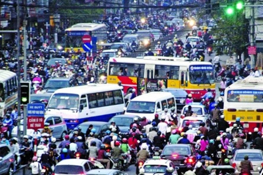 Hà Nội tính làm đường riêng cho xe buýt