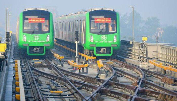 Kéo dài đường sắt Cát Linh - Hà Đông thêm 20km