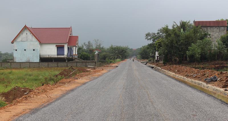 Như Thanh (Thanh Hóa): Xã trong vùng 135 bứt phá về đích Nông thôn mới