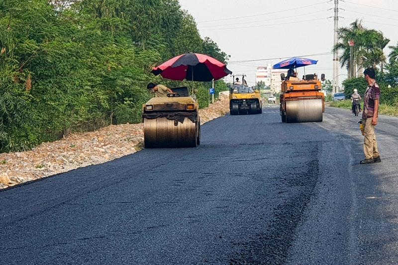 Bắc Ninh đẩy nhanh tiến độ các dự án xây dựng giao thông