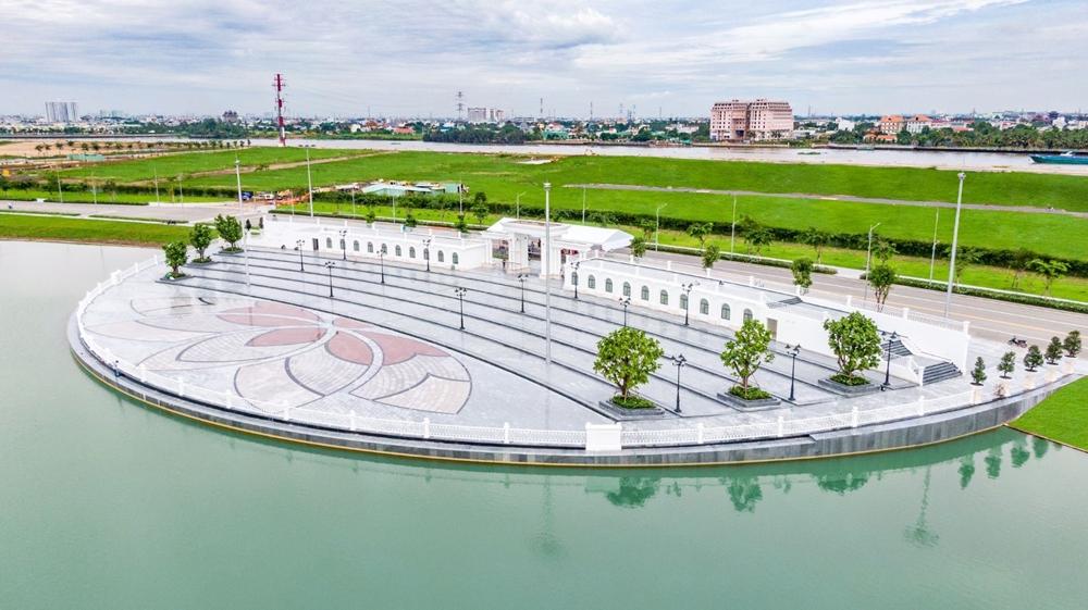 Đầu tư 2.500 tỷ đồng xây dựng tiện ích cho Khu đô thị Vạn Phúc