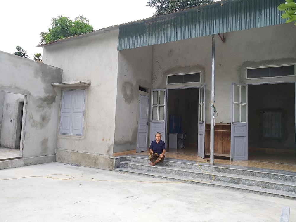 """Đông Sơn (Thanh Hóa): Niềm vui ngày đón nhận ngôi nhà """"Khăn quàng đỏ"""""""