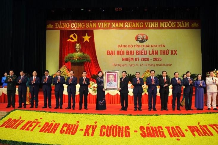Xây dựng Thái Nguyên trở thành một trong những trung tâm kinh tế công nghiệp hiện đại của khu vực