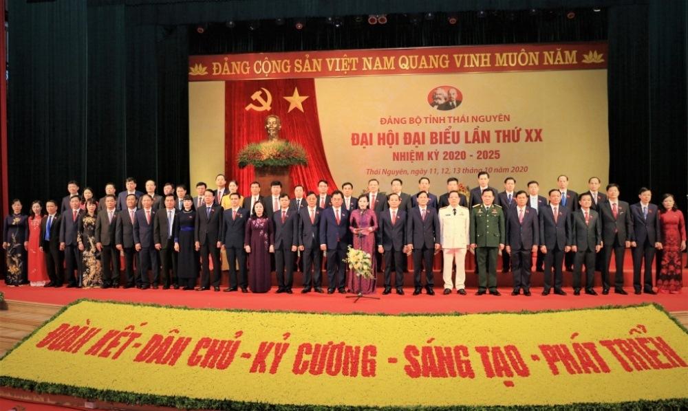 Thái Nguyên: Niềm tin mới từ thành công tại Đại hội Đảng bộ tỉnh lần thứ XX