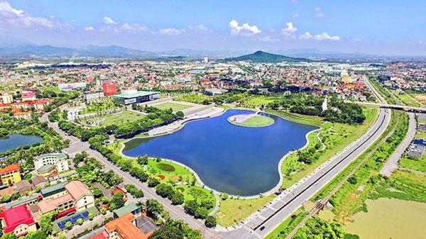 Xây dựng, phát triển thành phố Vĩnh Yên trung tâm của tỉnh gắn với văn hóa, văn minh đô thị