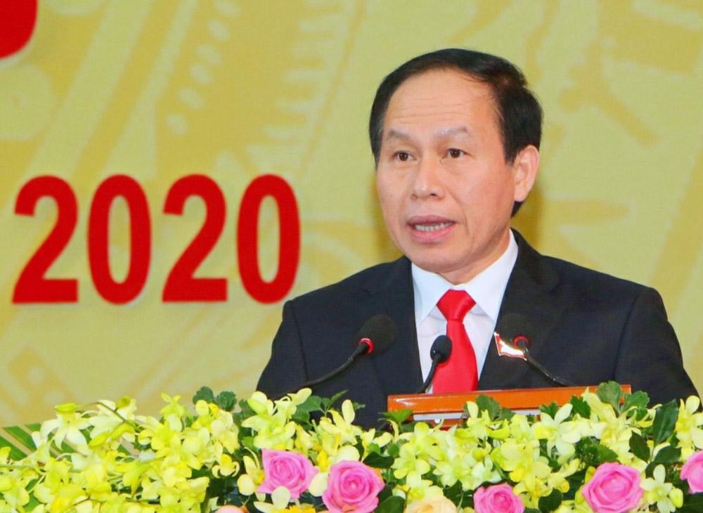 Đồng chí Lê Tiến Châu tái đắc cử Bí thư Tỉnh ủy Hậu Giang nhiệm kỳ 2020 - 2025