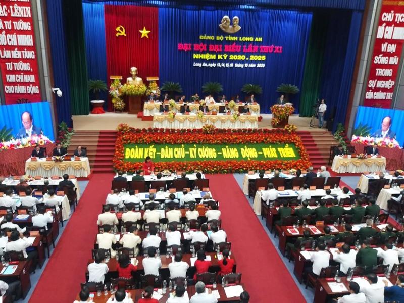 Quyết giữ vững vị trí dẫn đầu vùng Đồng bằng sông Cửu Long trong nhiệm kỳ mới