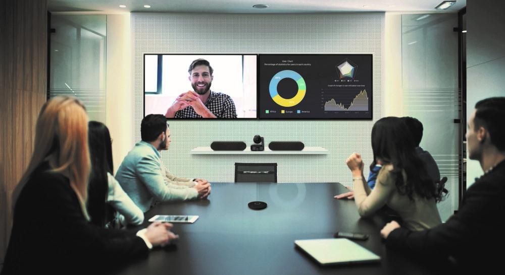 Samsung hợp tác với Logitech mang đến giải pháp công nghệ toàn diện cho người dùng