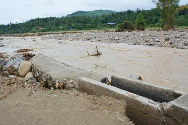Yên Bái: Đẩy nhanh tiến độ khắc phục các công trình thủy lợi bị hư hỏng do mưa lũ