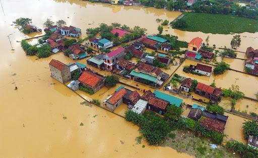 Hà Đông (Hà Nội): Kêu gọi toàn dân chung tay ủng hộ đồng bào miền Trung bị thiệt hại do mưa lũ