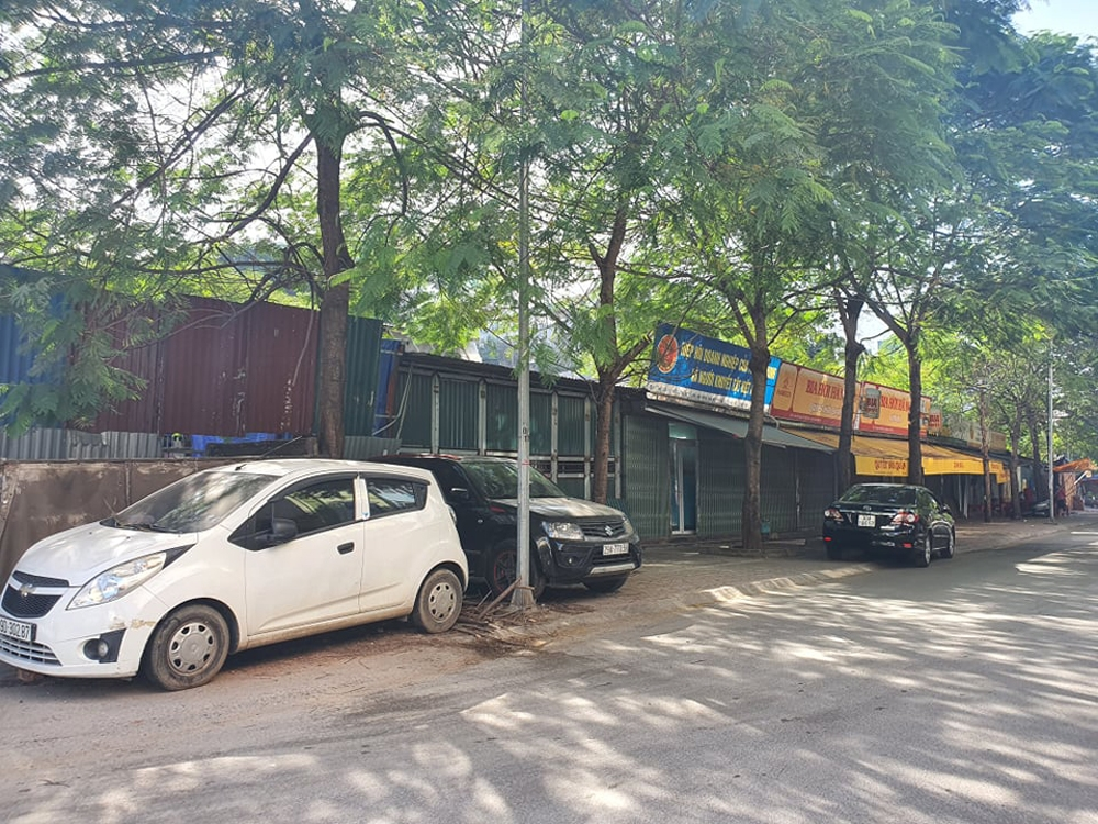 Ba Đình (Hà Nội): Cần xử lý nghiêm tình trạng vi phạm trật tự xây dựng trên địa bàn phường Ngọc Hà