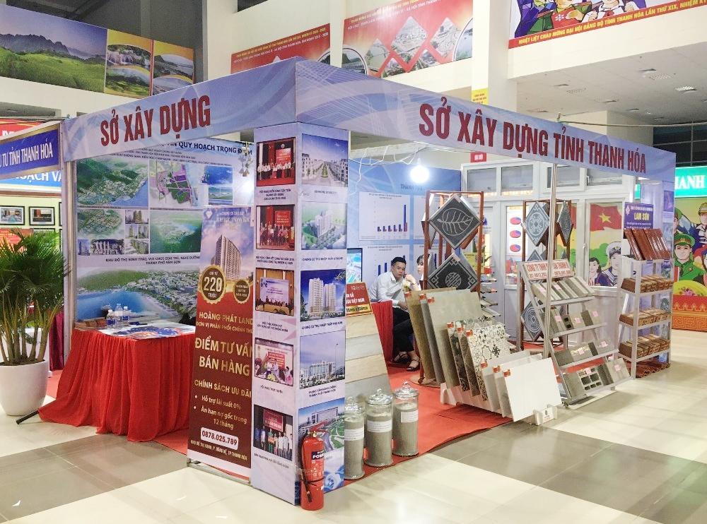 Thanh Hóa: Khai mạc Hội chợ - Triển lãm thành tựu kinh tế - xã hội giai đoạn 2015 - 2020