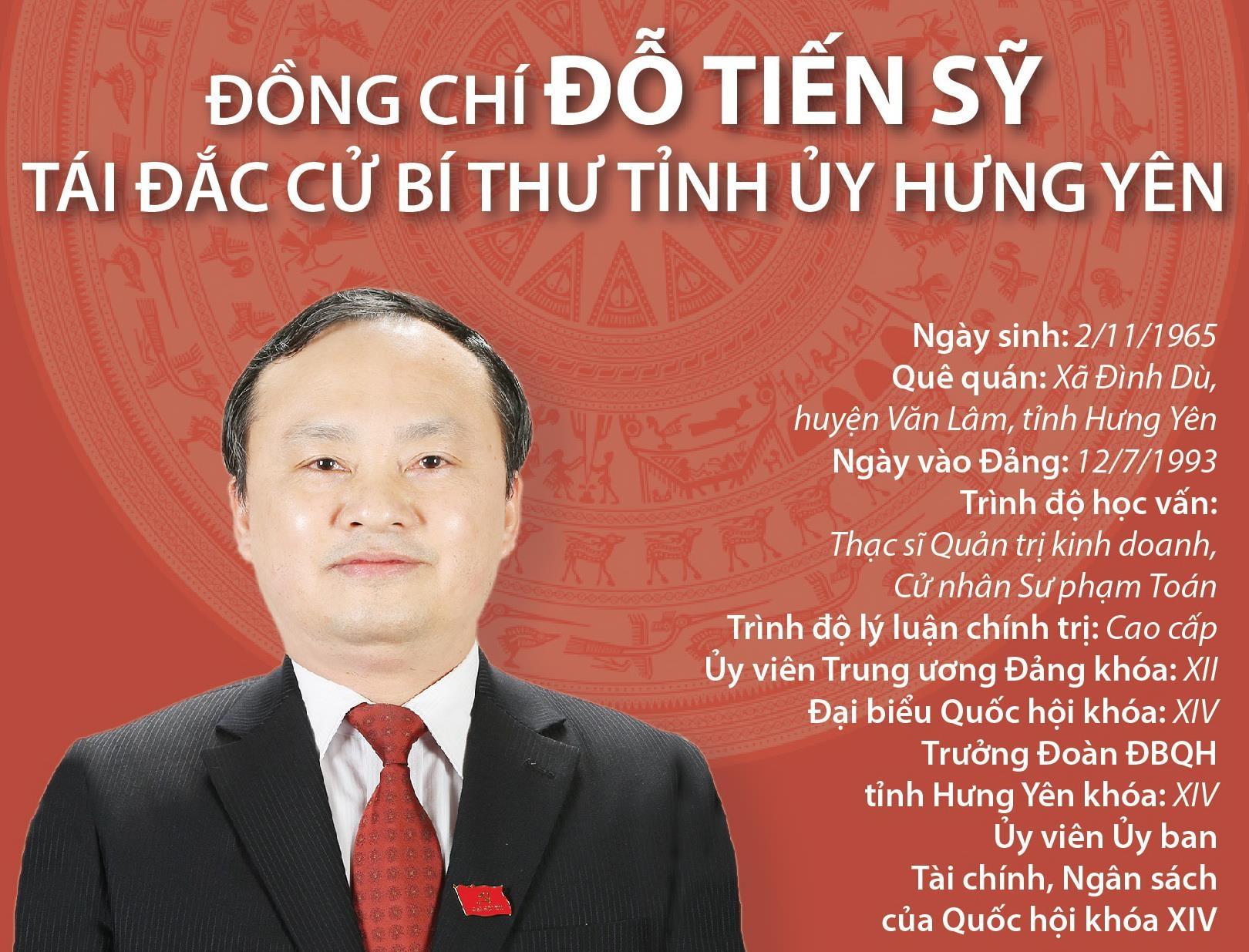 ong do tien sy tai dac cu bi thu tinh uy hung yen