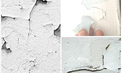 Nguyên nhân dẫn đến bong tróc sơn tường và cách xử lý hiệu quả