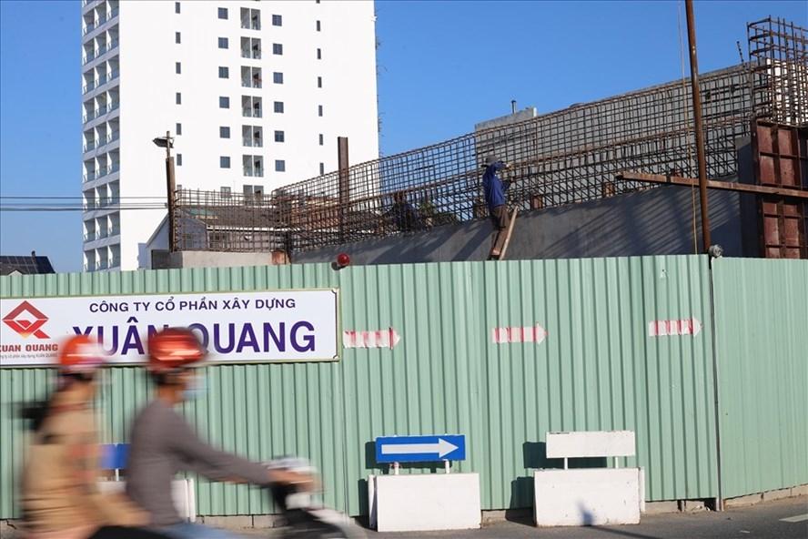 Đà Nẵng: Dừng thi công toàn bộ công trình xây dựng để phòng tránh bão số 9
