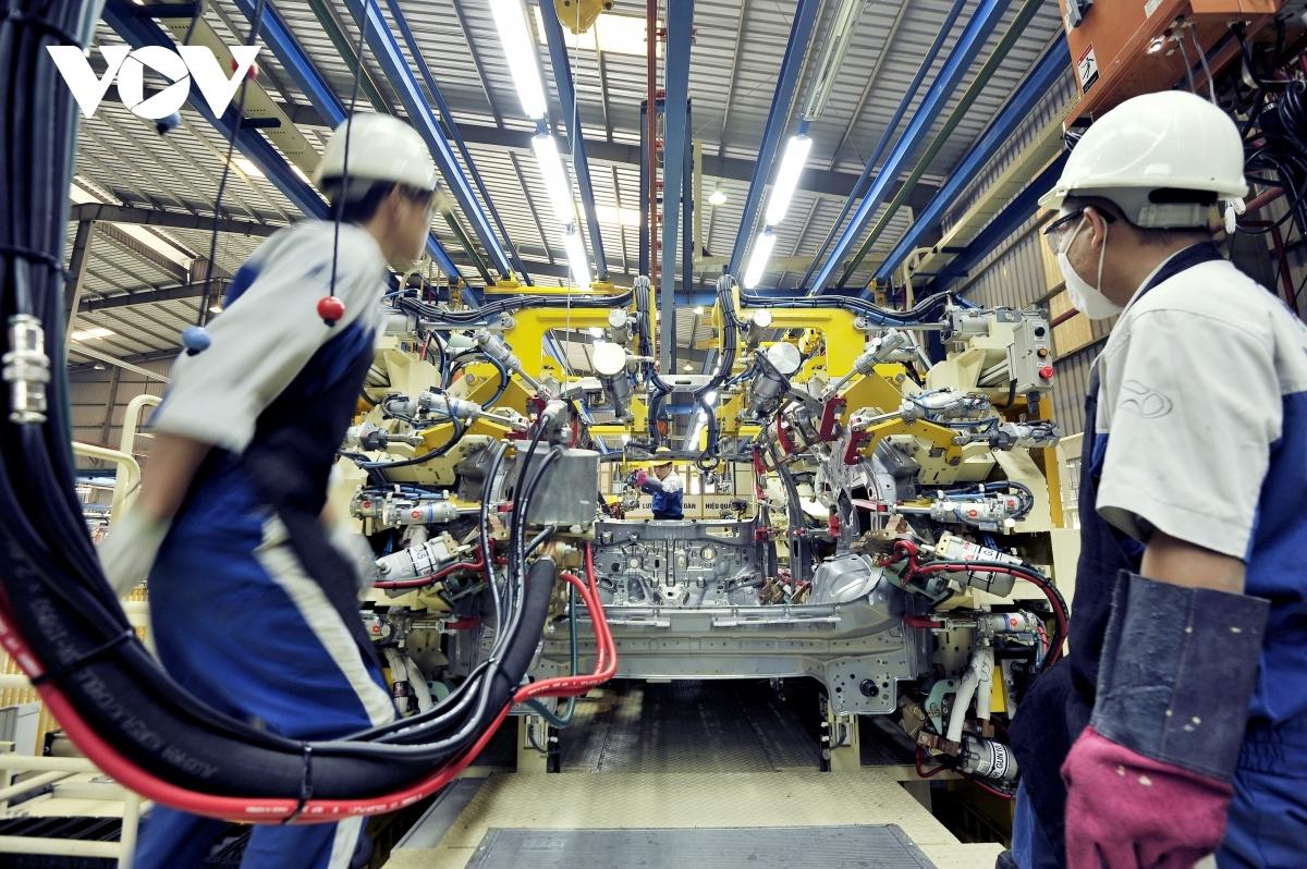 23,48 tỷ USD vốn FDI rót vào Việt Nam trong 10 tháng qua