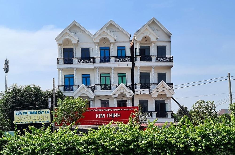 Công trình nghiêng ở Thuận An (Bình Dương): Chủ đầu tư tự chịu trách nhiệm và khắc phục trong 60 ngày