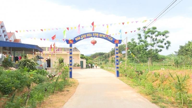 Thái Nguyên: Xã Tức Tranh phấn đấu về đích nông thôn mới kiểu mẫu