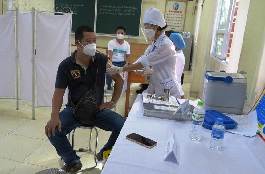 Hải Phòng: Triển khai tiêm vắc xin phòng Covid-19 cho các lái xe, phụ xe, xe ôm