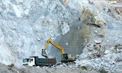Quảng Ninh: Đóng cửa mỏ đá vôi