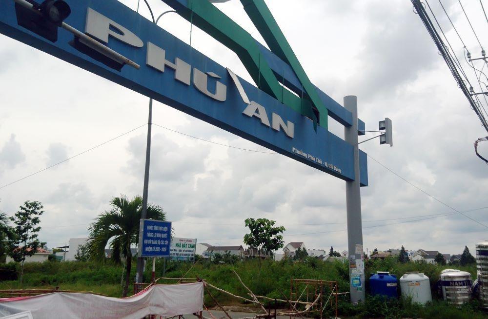 Cần Thơ: Điều chỉnh cục bộ quy hoạch 1/500 Khu tái định cư Phú An