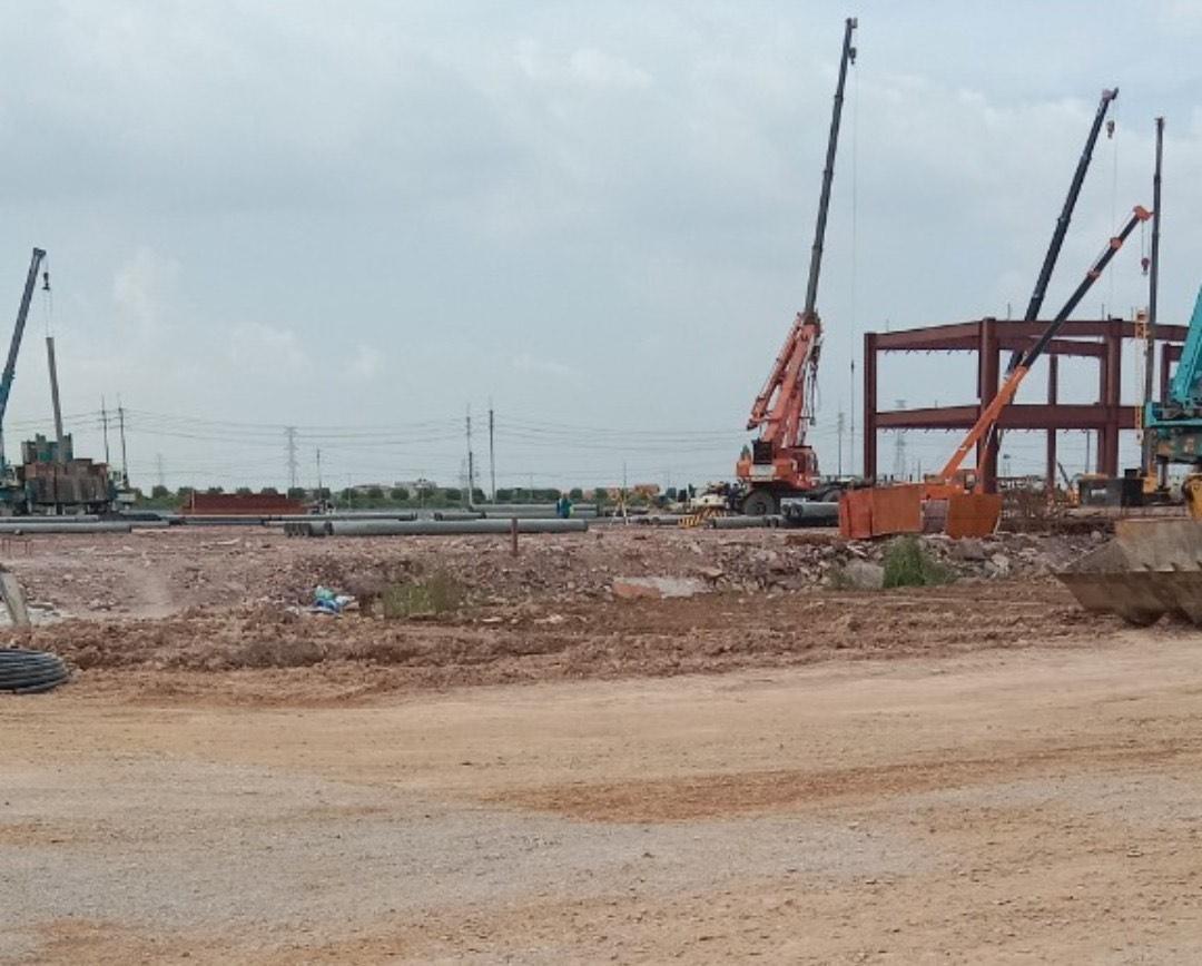 """Dự án nhà máy Fukang Technology (Bắc Giang): Có """"đi tắt"""" trong đầu tư xây dựng?"""