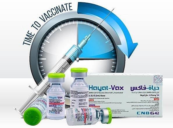 Công ty Vimedimex thông tin chính thức về nhập khẩu và phân phối vắc xin Hayat-Vax tại Việt Nam