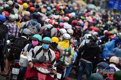 Lớn hụt kiểu lớn, nhỏ thiếu kiểu nhỏ: Bài toán đau đầu ở Sài Gòn
