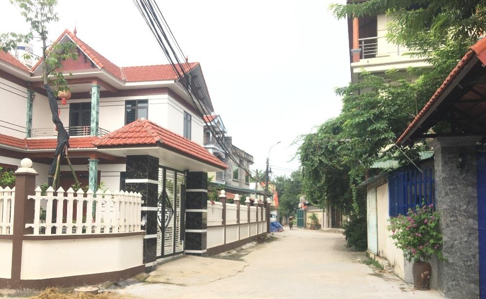 Vĩnh Phúc: Phát huy vai trò lãnh đạo của cấp ủy trong xây dựng nông thôn mới