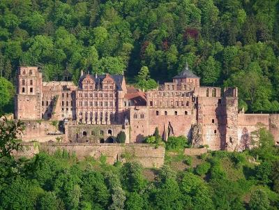 10 lâu đài đẹp nhất nước Đức
